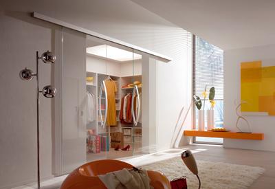 Glasschiebetüren, Glas-Schiebetürsysteme, Glas-Schiebetür