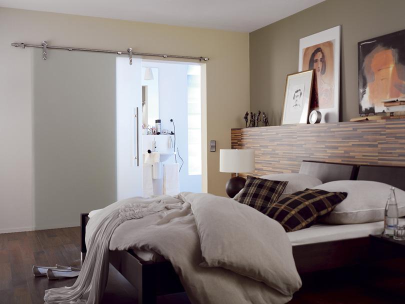 Dorma Manet Compact und Manet Concept Glasschiebetürsysteme