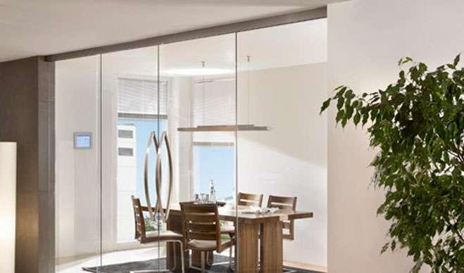 glastüren, glasschiebetüren, glasanlagen - ganzglastuere.de, Hause deko