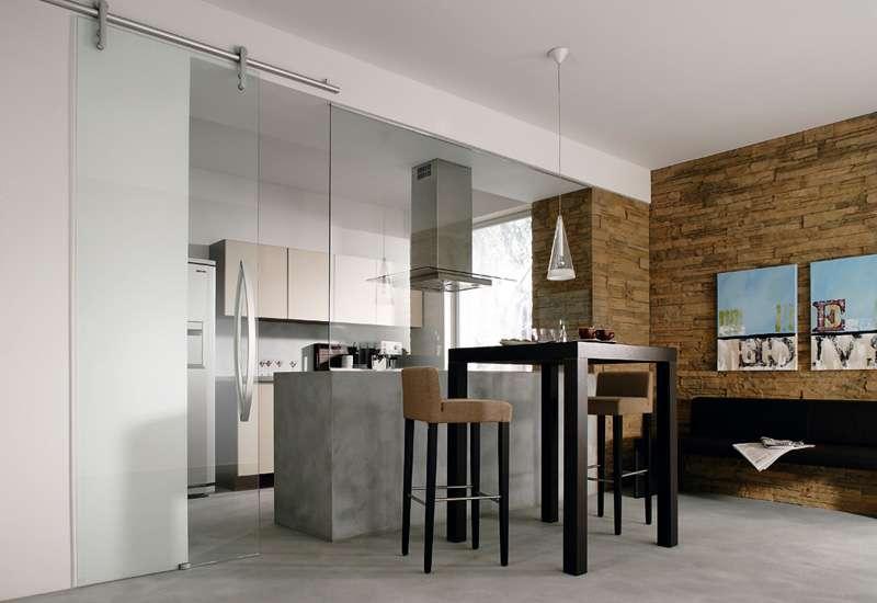 Die große Welt der Glastüren - Glastüren zum Wohnen und Arbeiten