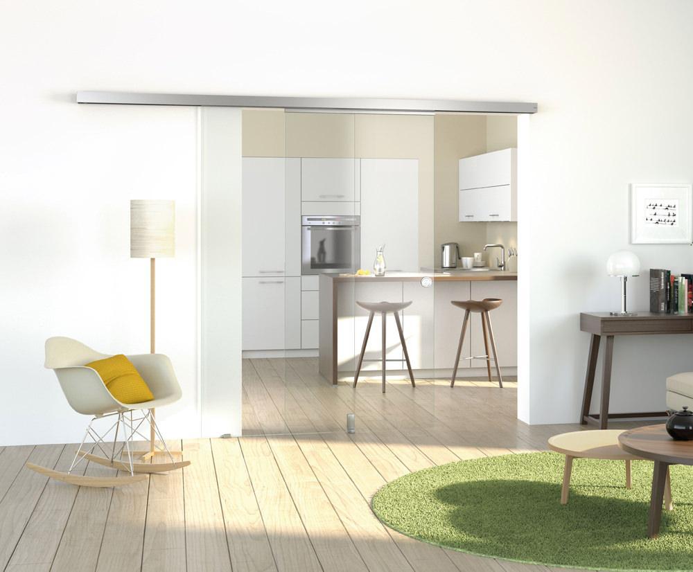 Glasschiebetür-System Dorma Muto Comfort Motivbild