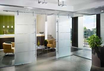 Fachhandel für Glasschiebetüren - Türen und Schiebetüren aus Glas