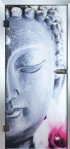 Farbrucktüren Loft Modell 9013 Buddha