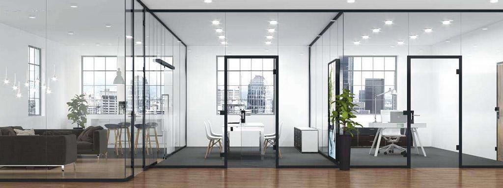 Glastüren von Ganzglastüre - Glastüre für das Büro