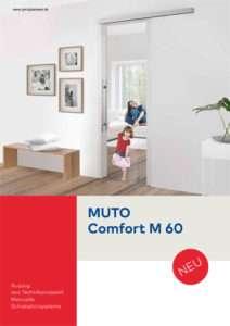 Download Technikprospekt dormakaba Muto Comfort M 60 Glasschiebetürsystem - www.ganzglastuere.de